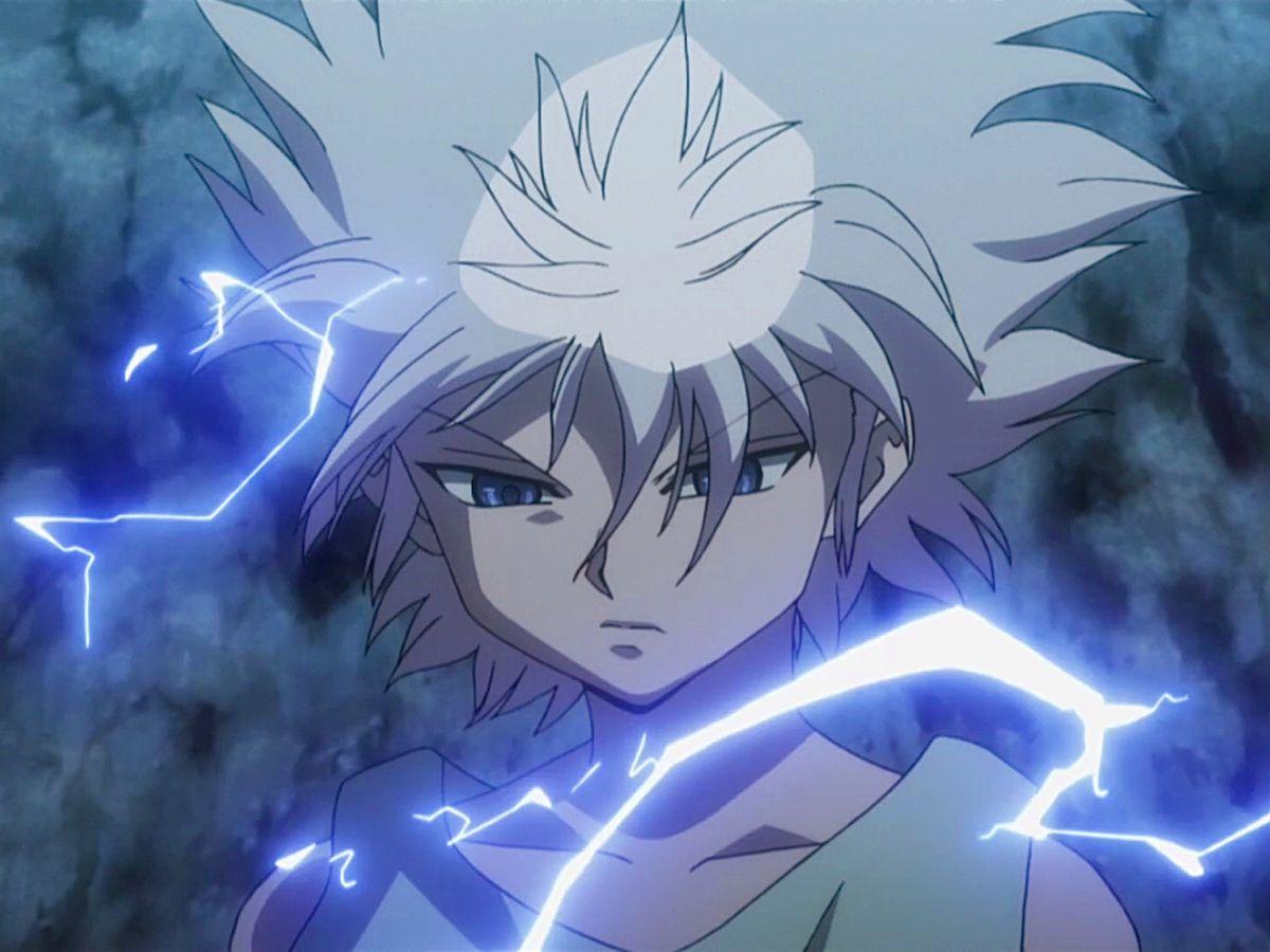 Pin By Amanda On Hunter X Hunter In 2020 Hunter Anime Anime Killua