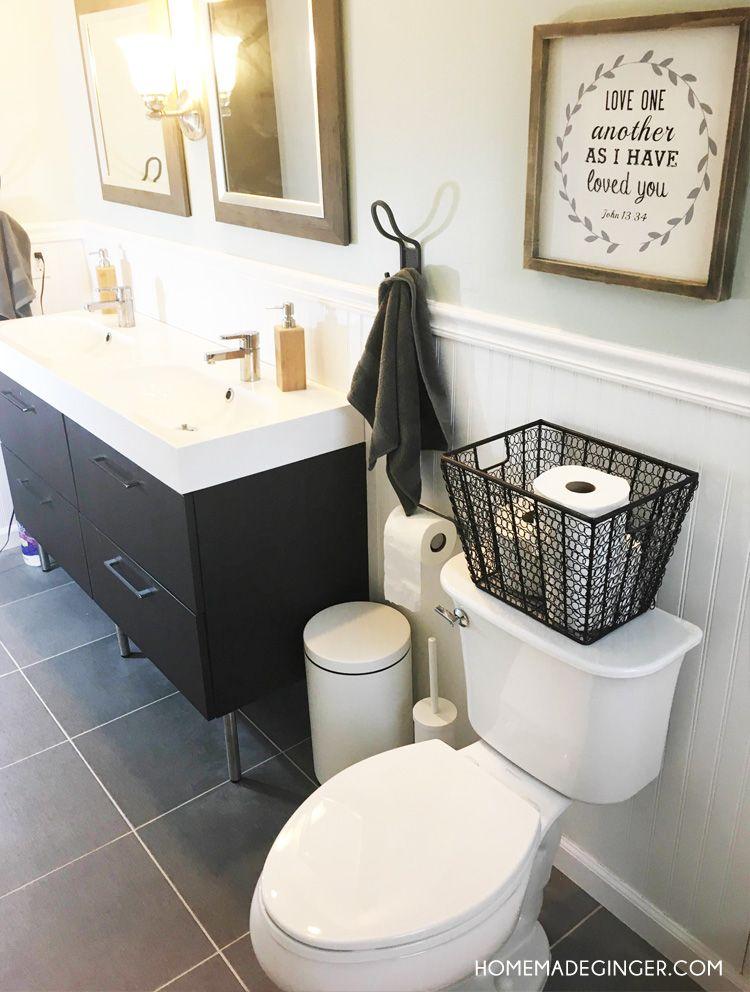10 Tips For A Foolproof Diy Bathroom Remodel Diy Bathroom