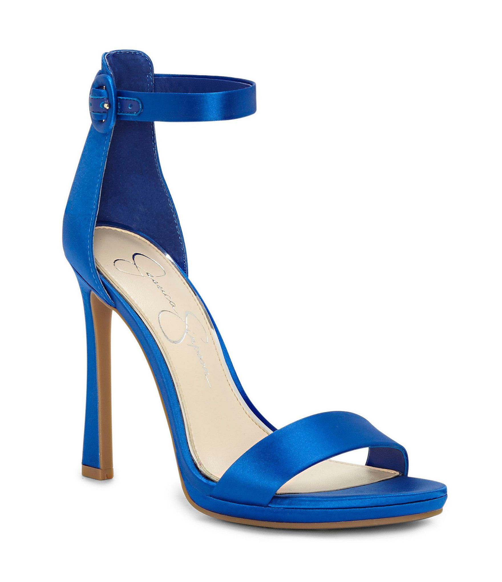 Jessica Simpson Plemy Ankle Strap Sandal (Women's) JcF15
