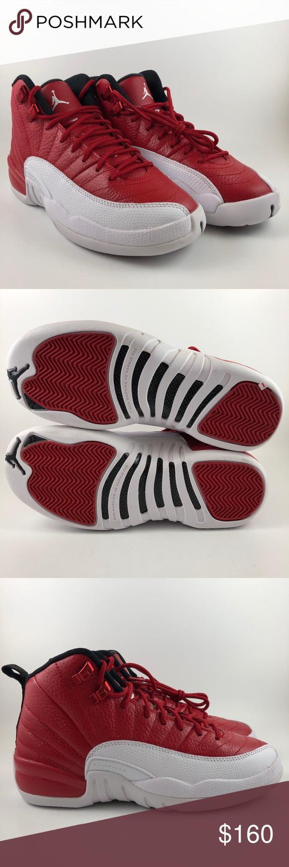 reputable site 1fa72 50947 Jordan Retro 12 Gym red - White - Black Womens Siz Brand New ...