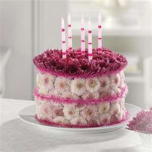 Birthday Cake Flower Flower Garden Designs Daily inspirations