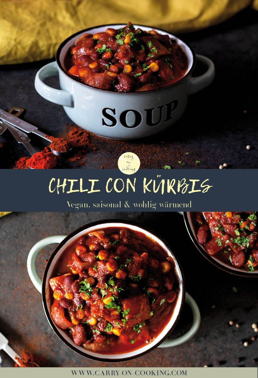 Photo of Feuriges Chili con Kürbis