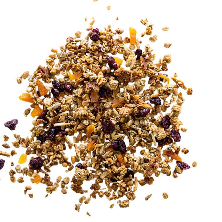 Fennel-Honey Granola. What you really want to do with this granola is make the be-all, end-all of yogurt parfaits.