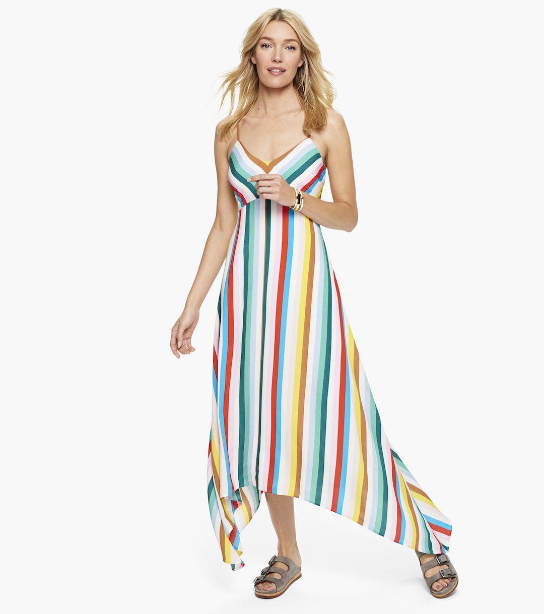 Stripe Maxi Dress Striped Maxi Dresses Dresses Maxi Dress [ 1219 x 1080 Pixel ]