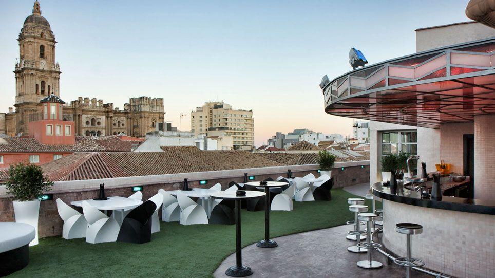 Hotel Room Mate Larios (Málaga), by @ocholeguas_com