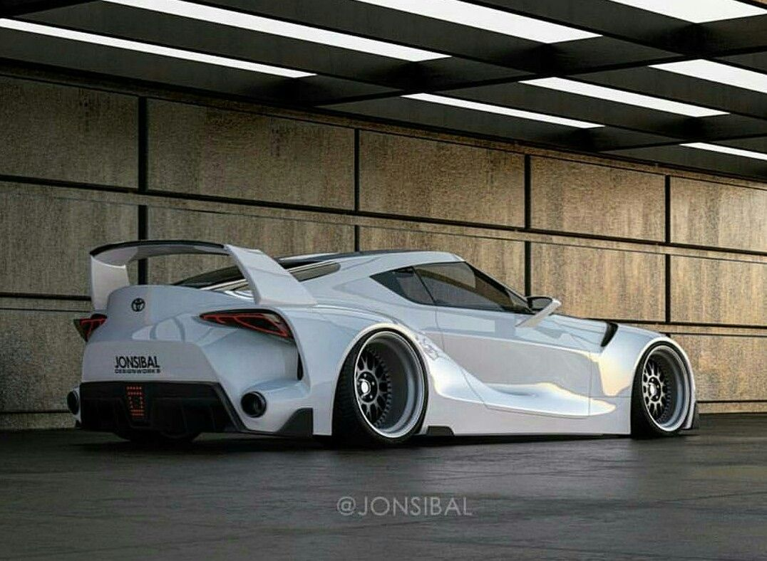 Behold The New Supra With Images Toyota Supra Toyota Cars