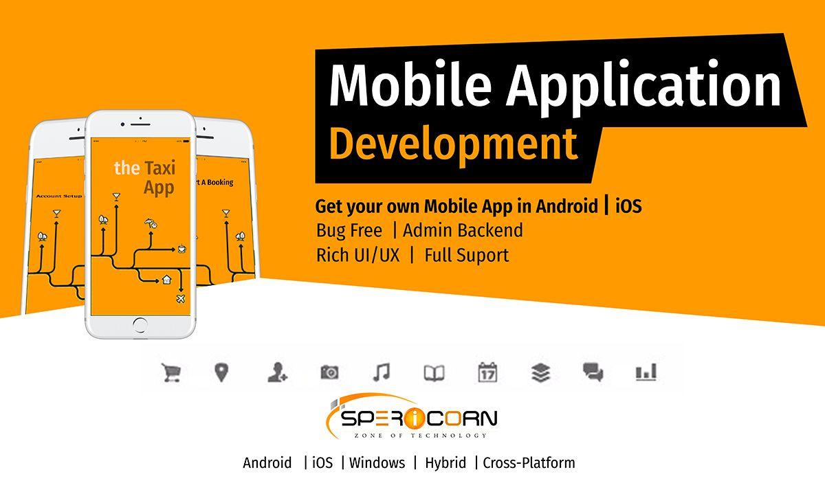 Mobile Application Development Company Mobile Application