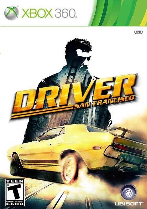 Driver San Francisco Xbox 360 Game Tomi Igry Klassiki