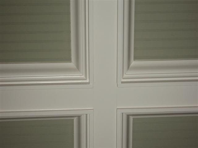 Low Profile Coffered Ceiling For Study Randy Ceiling