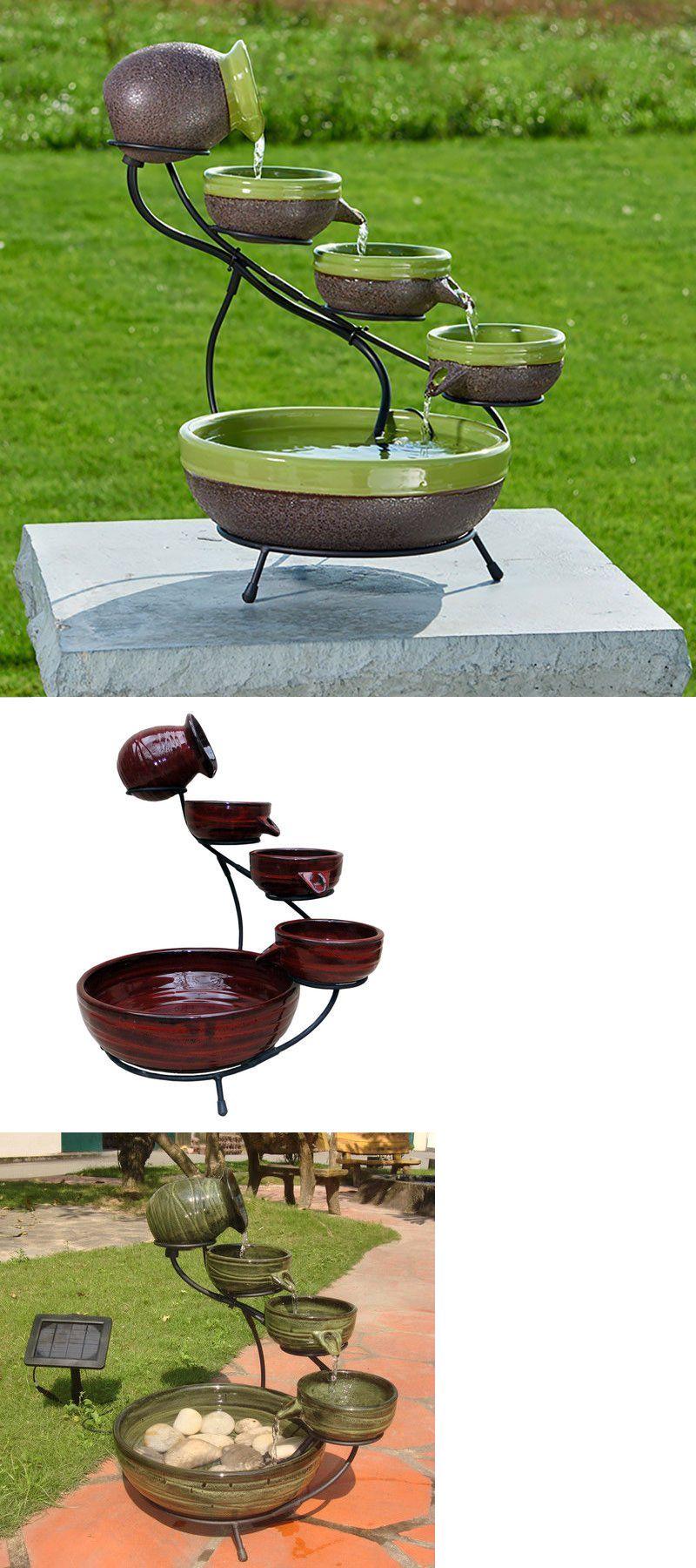 outdoor fountains 20507 patio outdoor fountain solar power