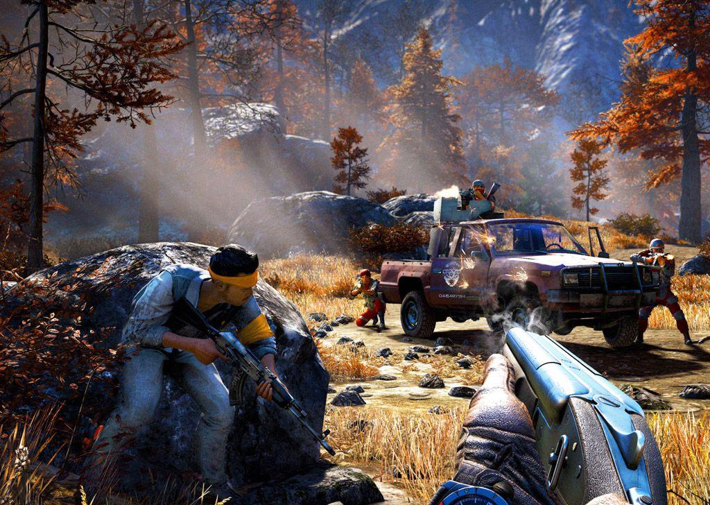 A good way to make Far Cry 4 PC controller fix: reWASD