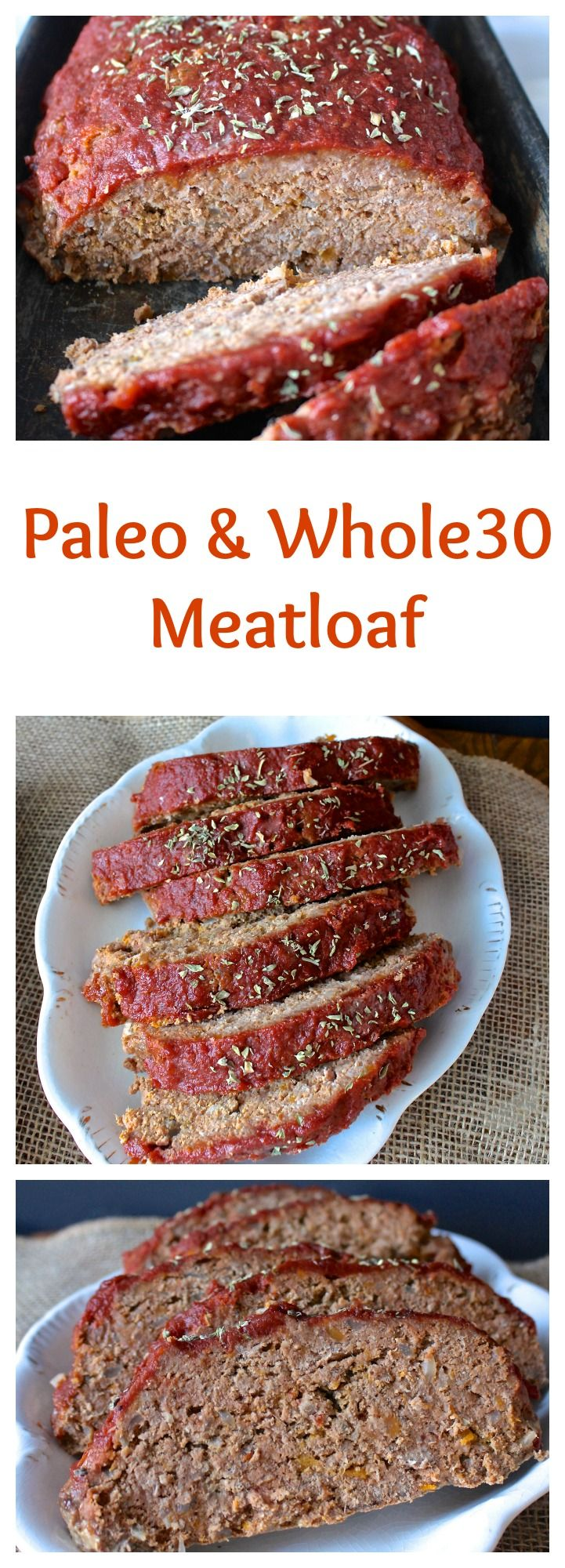 Check Out Paleo Meatloaf It 39 S So Easy To Make Paleo