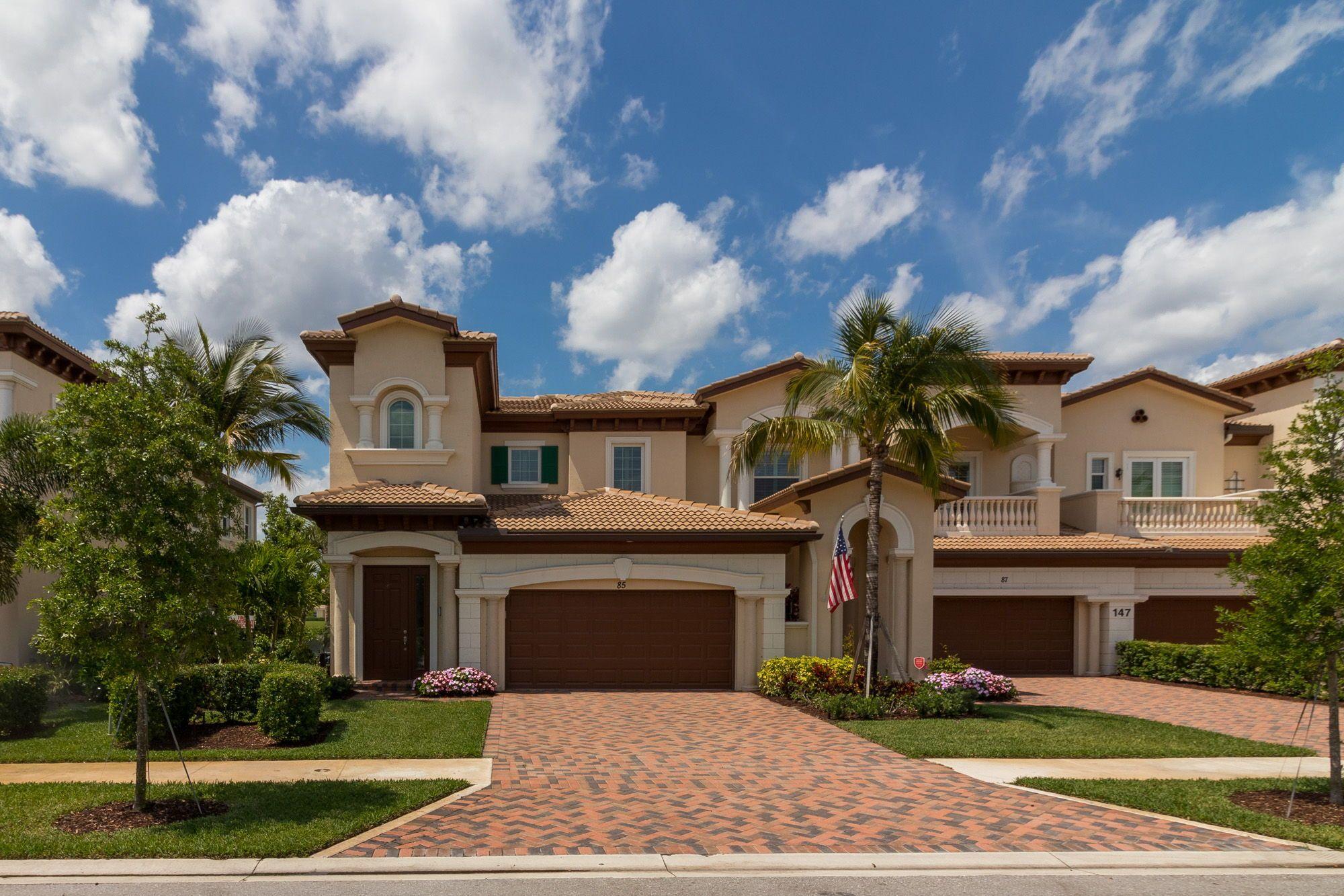 147 Tresana Boulevard 85 Jupiter Fl In 2020 Luxury Resort Luxury Homes Palm Beach County