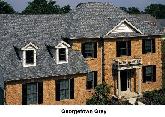 Cr Master Roofing Certainteed Landmark Premium Grey Brick Houses Roofing Shingle Colors