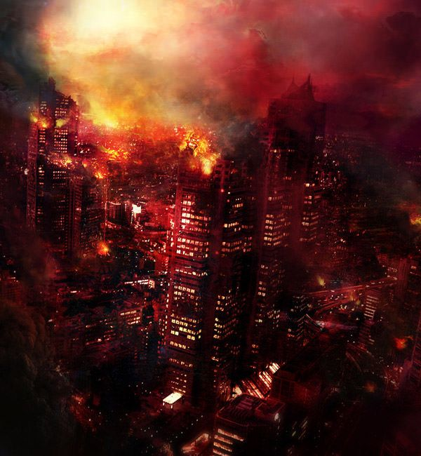 """35 Extraordinary """"End of The World"""" Inspired Artworks"""