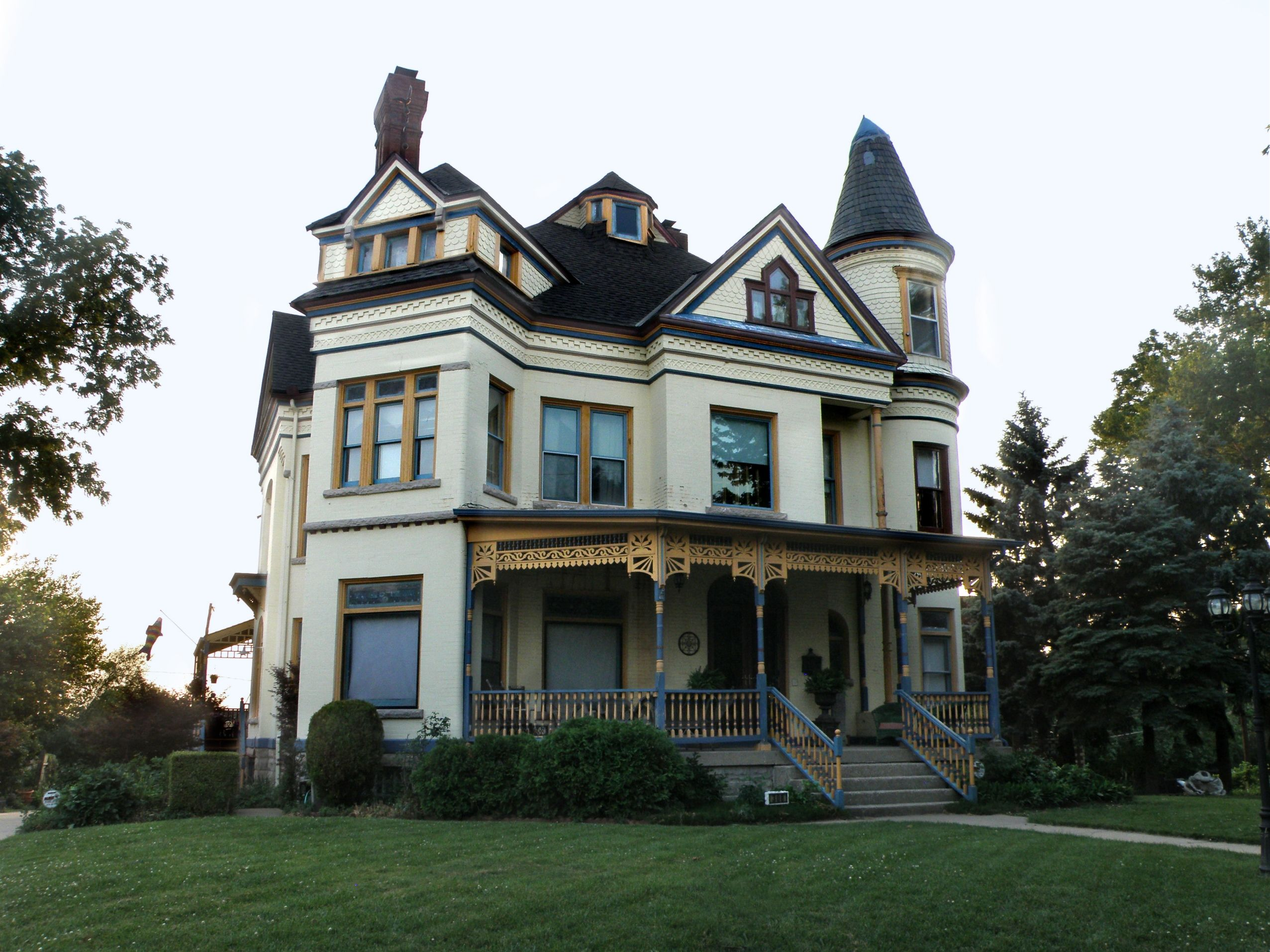 Pendleton Heights Kansas City Missouri Missouri Victorian