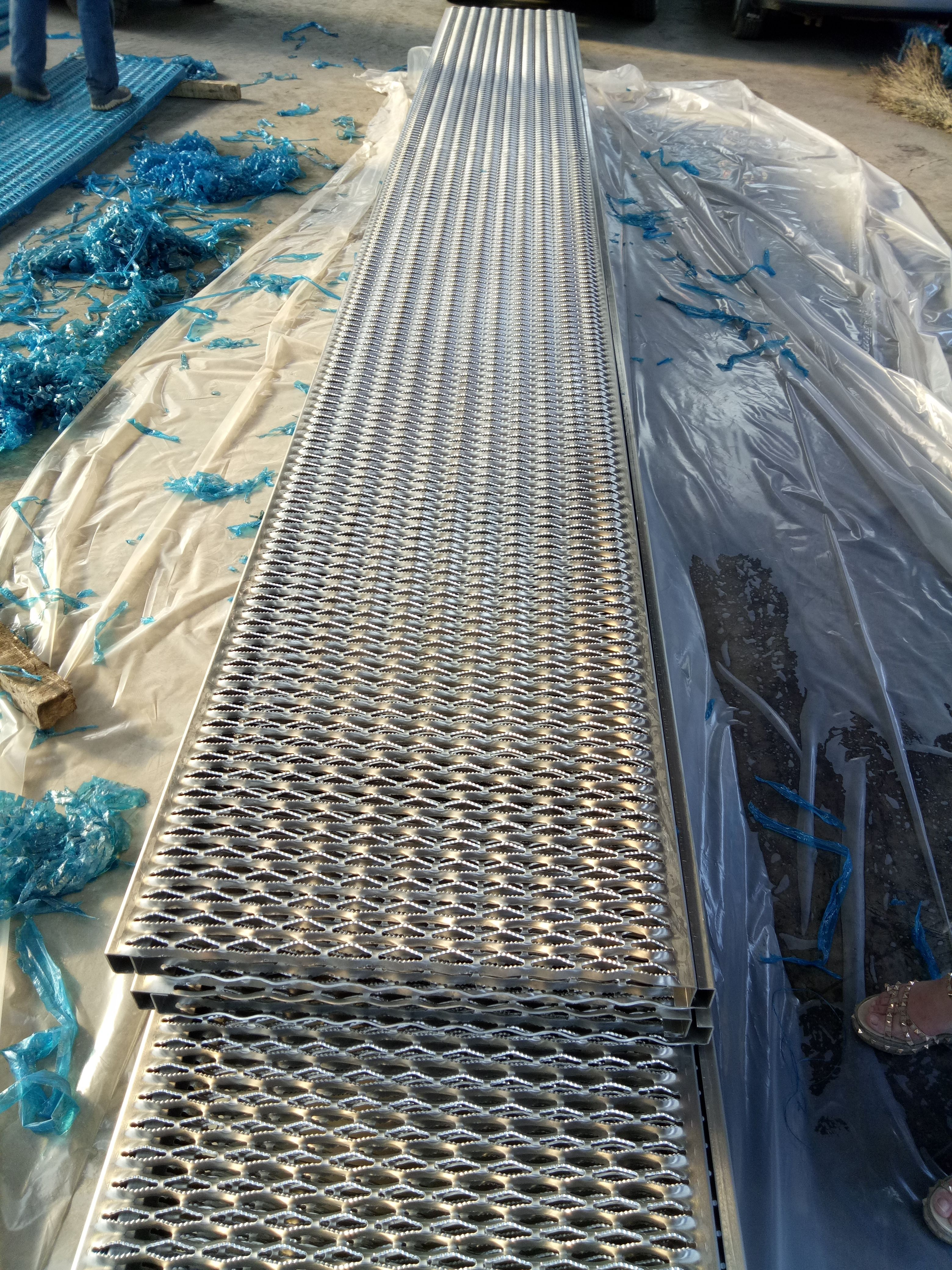 pe aluminum metal corrugated decorative decor ral color sheet sale plate