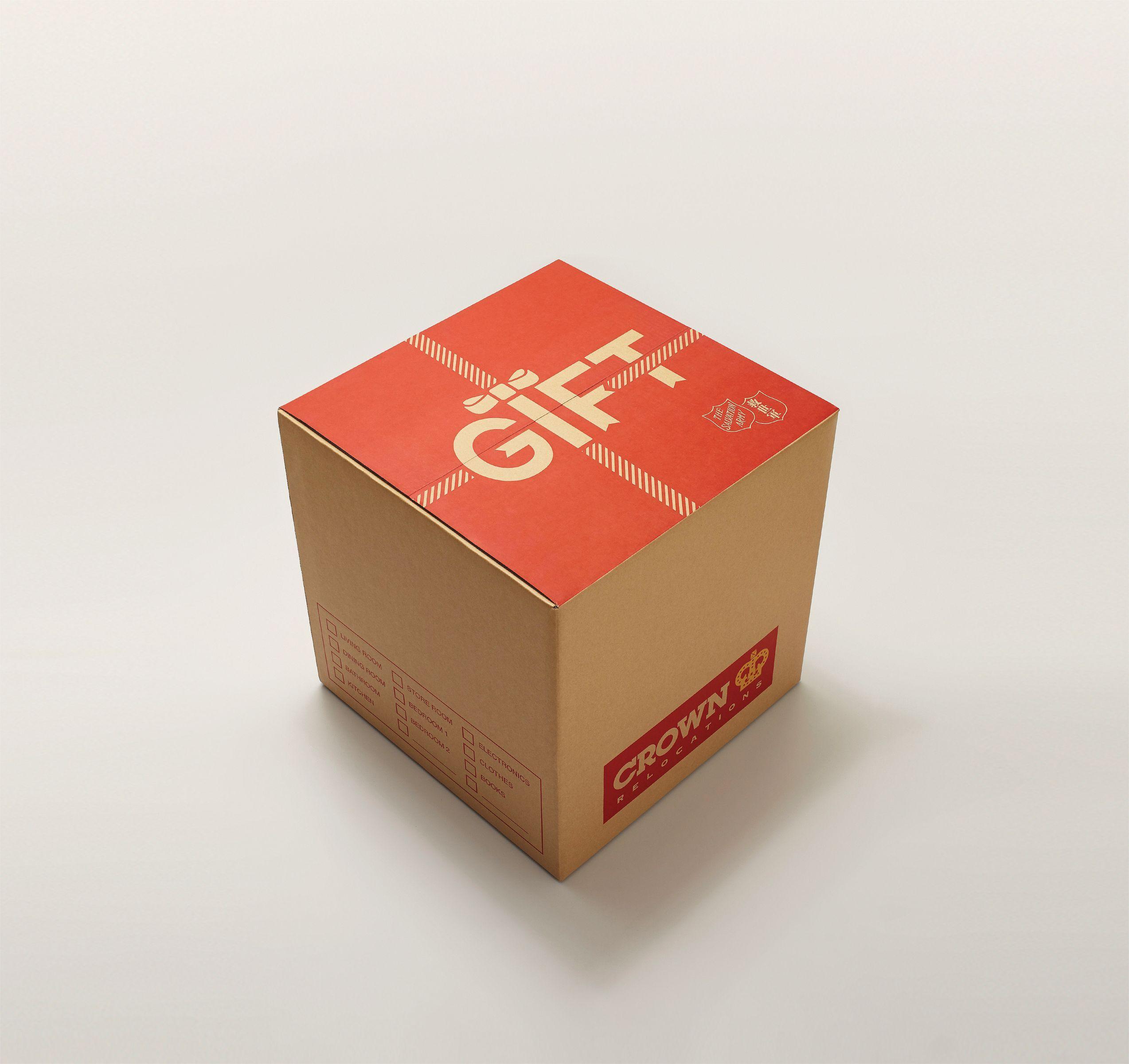 Gift Box Environmental Sustainability Design Ideas Award