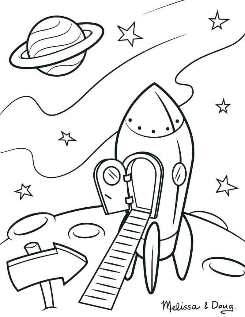 Solar System Coloring Pages - Free Coloring Sheets #coloringsheets