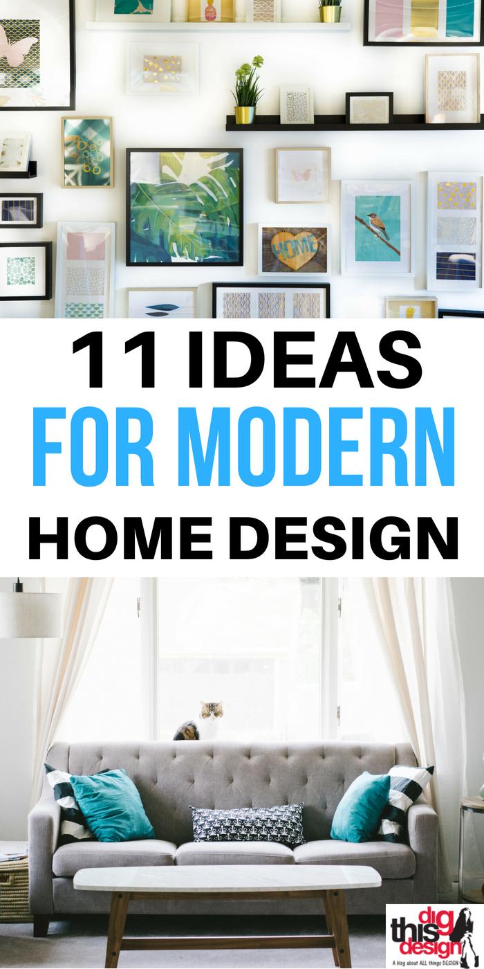 Modern Home Design 11 Ideas For Your Inspiration Dig This Design Home Decor Family Room Decorating Home Decor Inspiration
