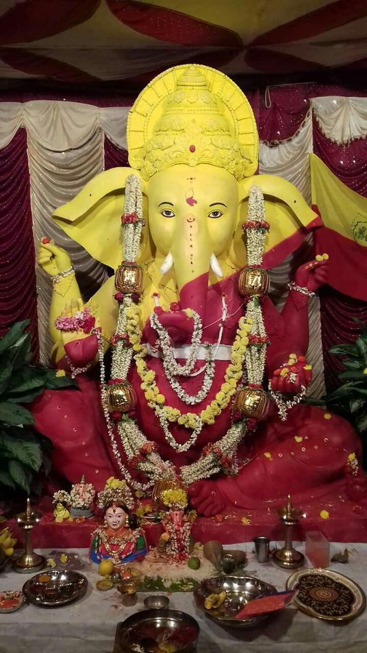 Ganesha Pin by SAI valli valli on