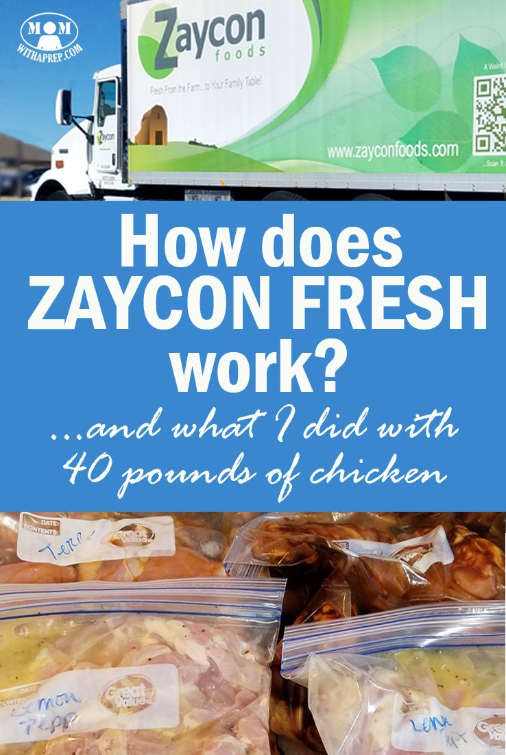 Curious how Zaycon Fresh works? And what you'd possibly do with 40 lbs of chicken? I'll show you and give you my thoughts on it's value. via @momwithaprep