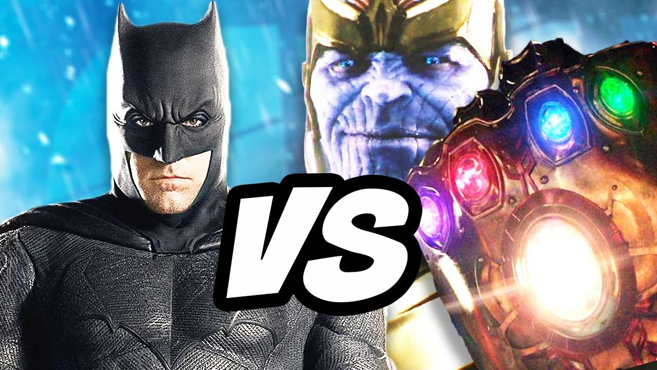 Avengers Infinity War vs Justice League Marvel vs DC Explained