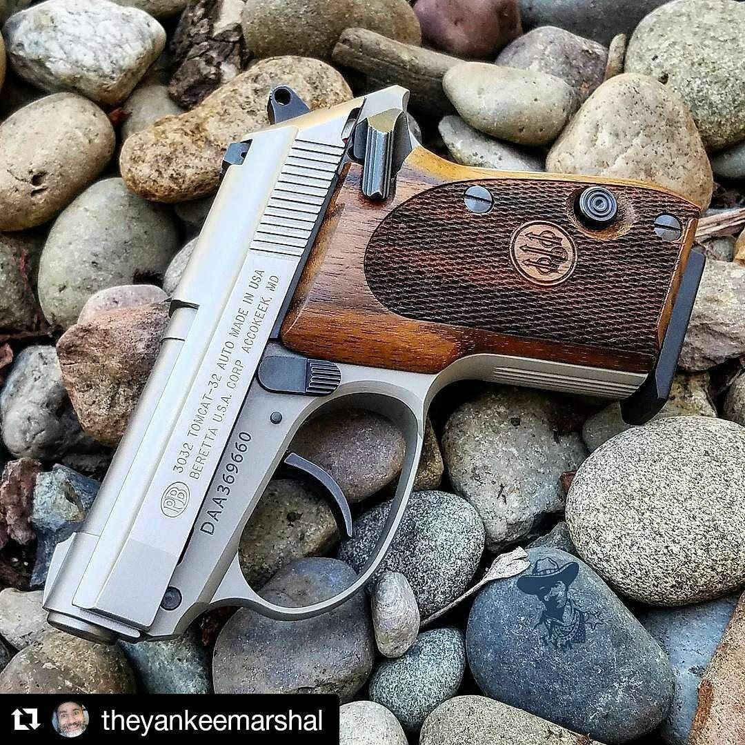 repost theyankeemarshal with repostapp new wood grips for