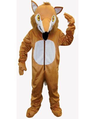Furry Fox Adult Mascot Costume  sc 1 st  Pinterest & Furry Fox Adult Mascot Costume | Mascots | Pinterest | Animal ...