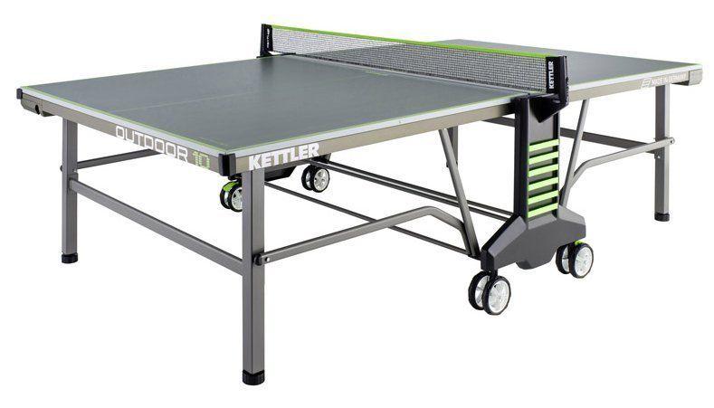 Tavolo ping pong Kettler da esterno outdoor 10   Tavolo da ...