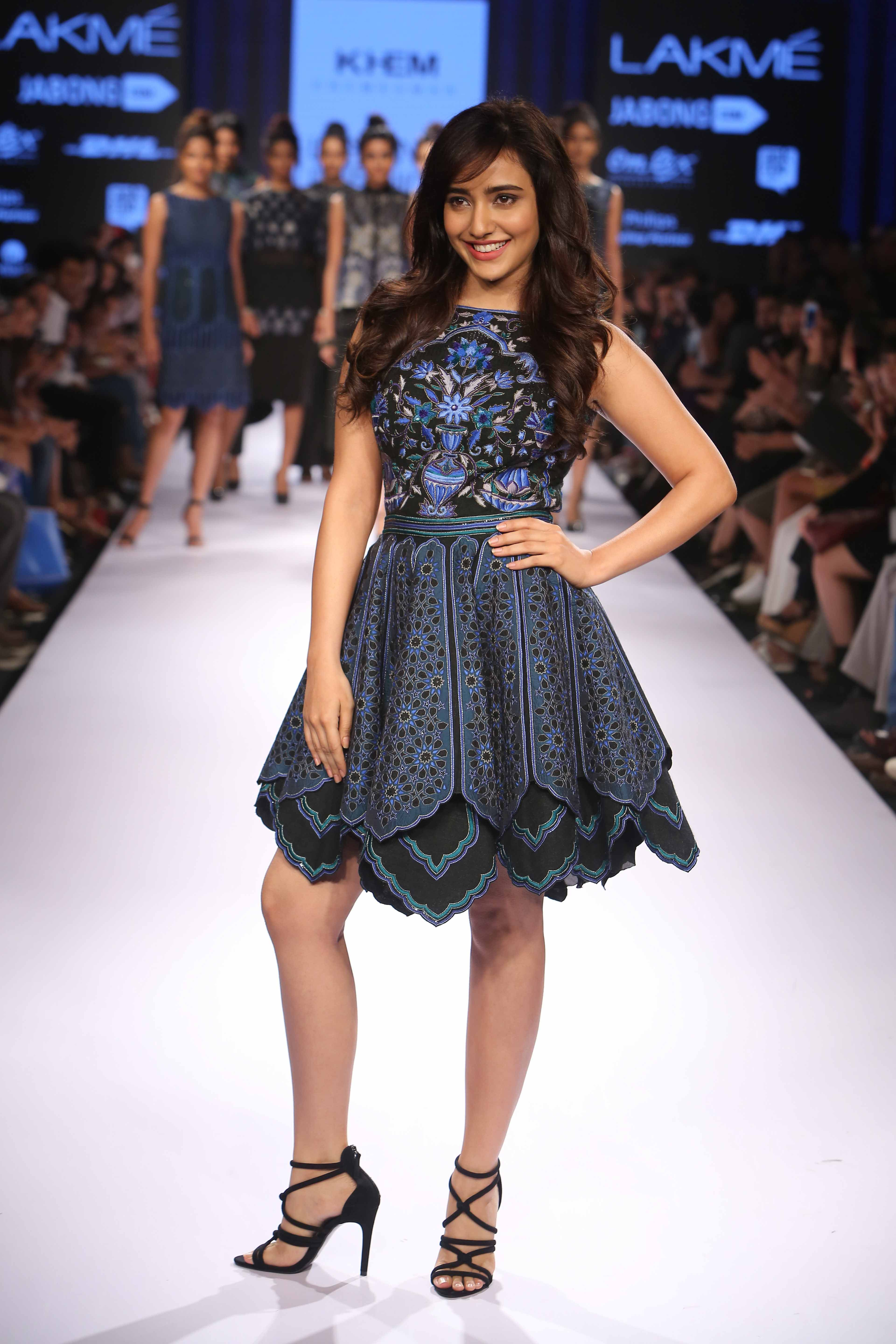 Stunning collection by Prem Kumar at Lakme Fashion Week Winter