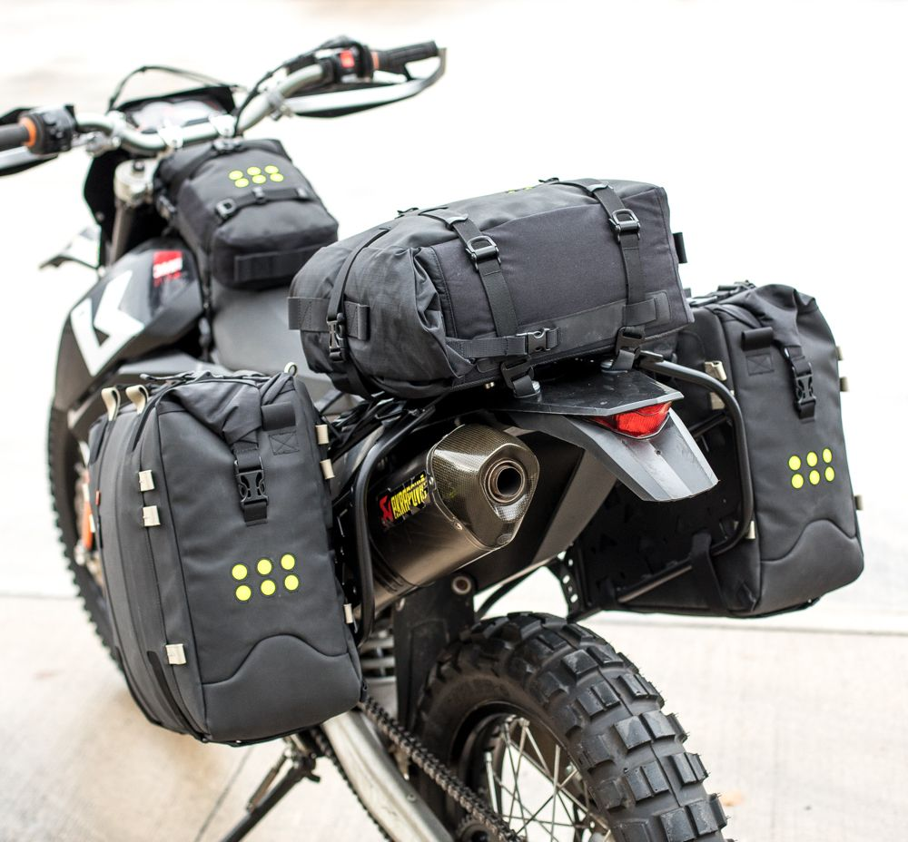 ADVENTURE// MOTORCYCLE LUGGAGE X-RIDER  MULTI PURPOSE BACK PACK 15L