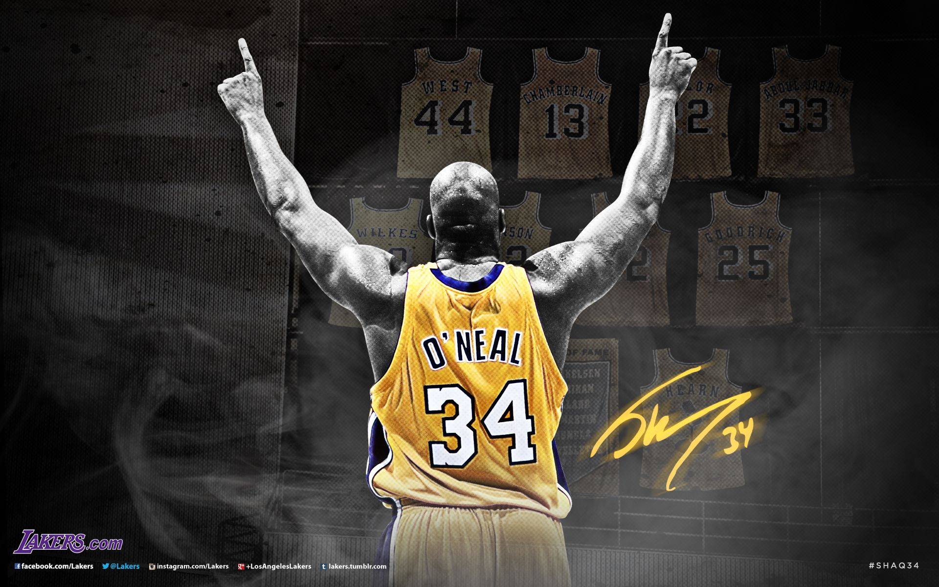 d96fa5ad1c1d Lakers Wallpapers and Infographics