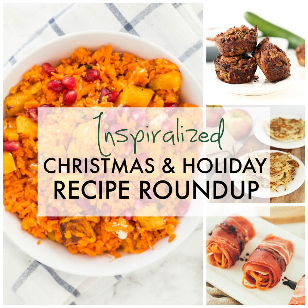 Spiralized christmas and holiday recipe roundup inspiralized spiralized christmas and holiday recipe roundup forumfinder Image collections