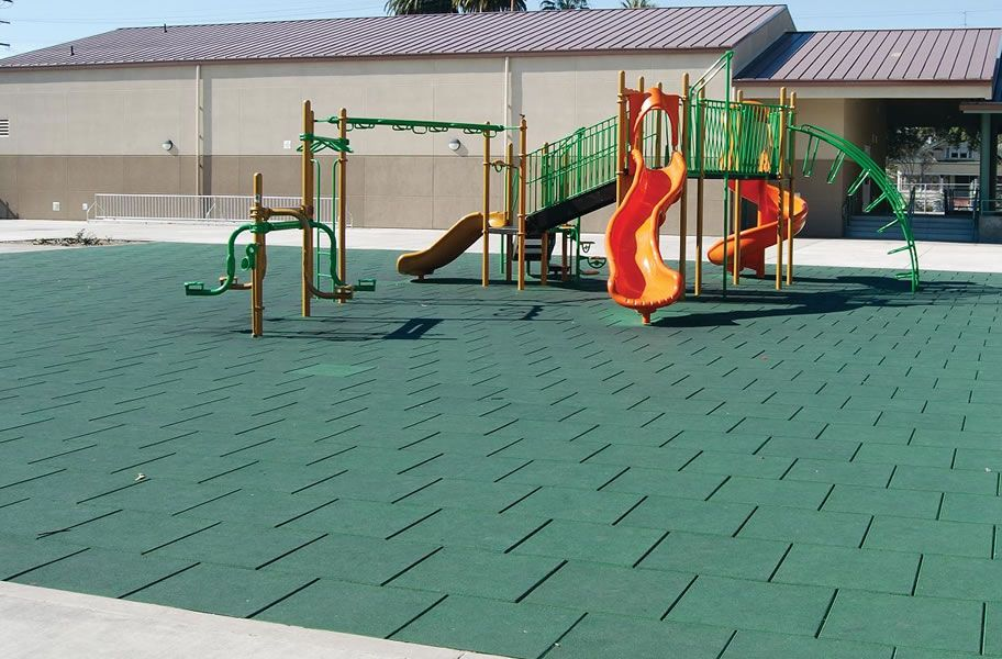 Safe Play Tiles Rubber Playground Flooring Rubber Tiles Playground Rubber Playground