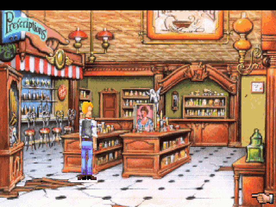 Continuing Our Series Of Why 3minutestomidnight Is A Point And Click Adventure Game Freddy Pharkas Frontier Pharmacist A Humorous Wild West Games Game Dev