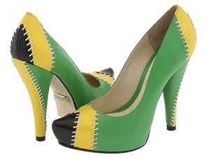 Jamaica flag heels hot shoes pinterest jamaica flag jamaica flag voltagebd Gallery