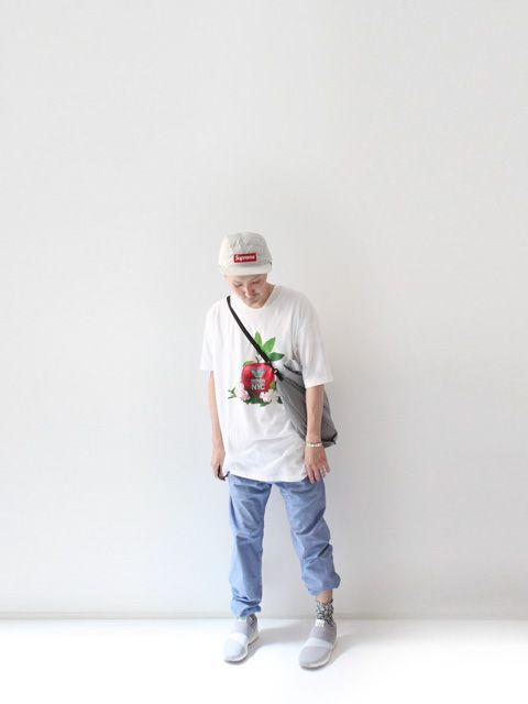 Hombre Nino ×ZEPTEPI MARKET TOTE