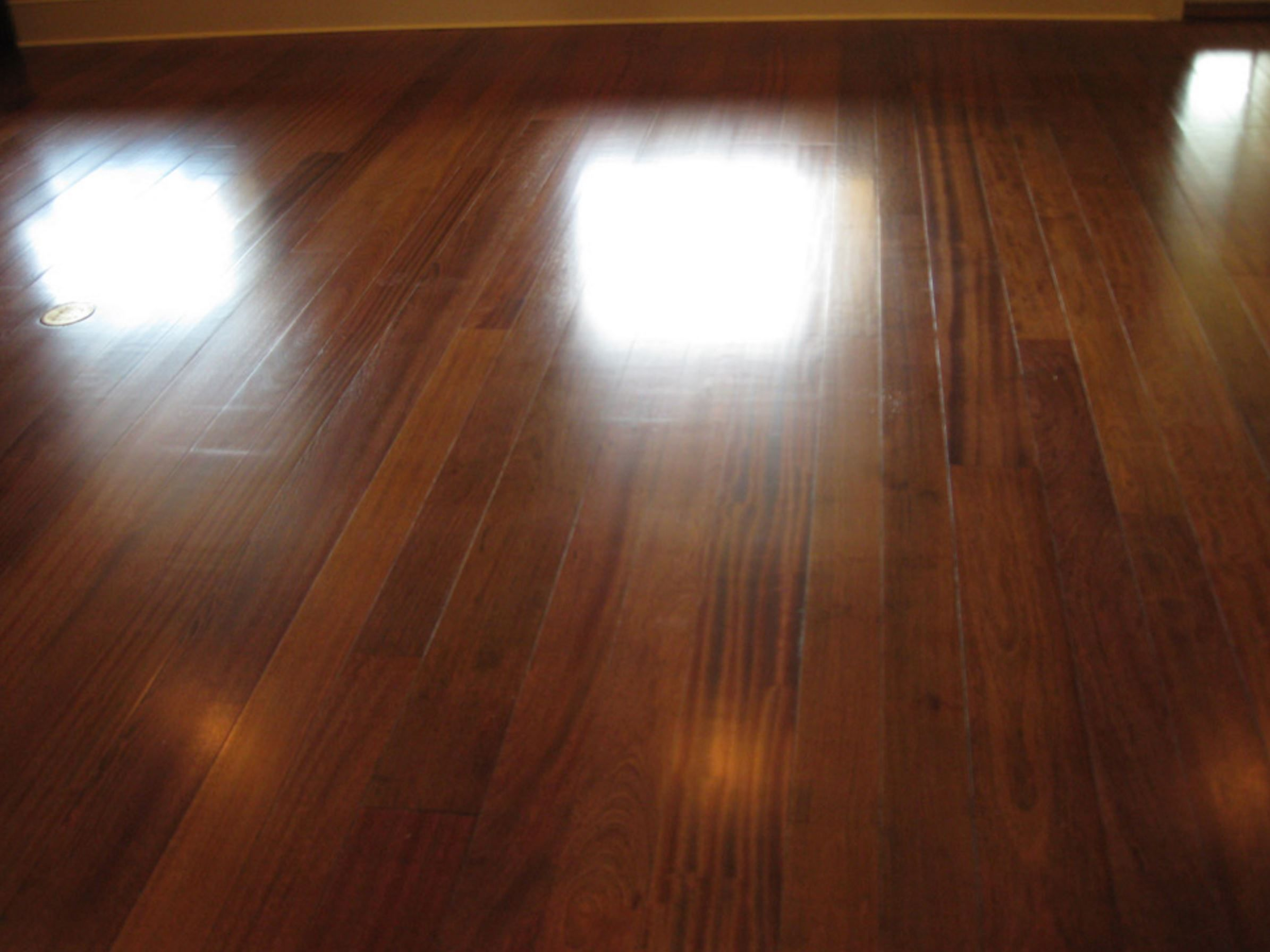 5 Inch And 8 Inch Brazilian Cherry Satin Finish Hardwood Floors Installing Hardwood Floors Faux Hardwood