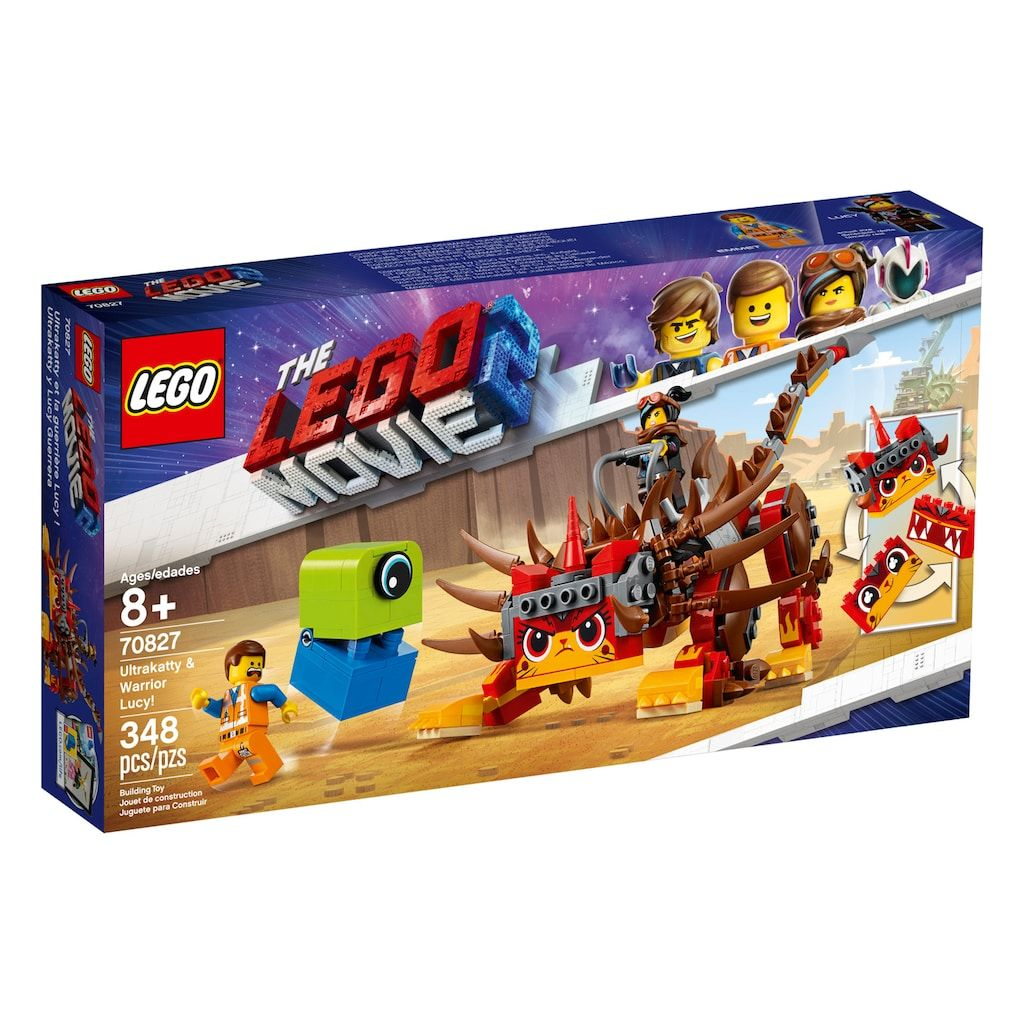 LEGO Movie Ultrakatty u Warrior Lucy Multicolor Products