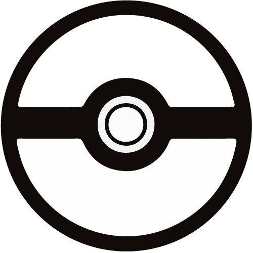 Pokemon Ball Symbol Google Search Pokemon Ball Pokemon Decal