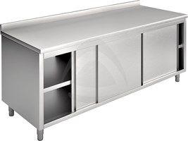 Tavolo armadio con alzatina 160x70 cm (con immagini ...