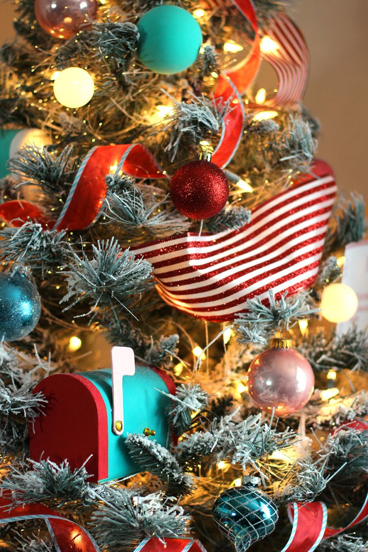 Dollar Store Christmas Tree Hack Dollar Store Christmas Christmas Tree Christmas Tree Decorations