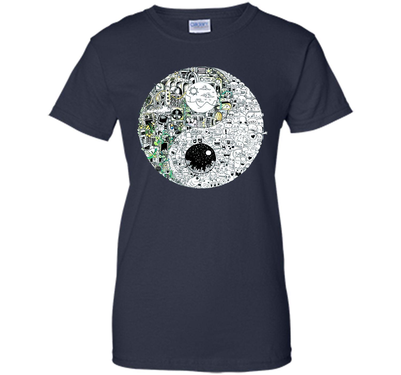 Adorable Yin Yang 2017 T Shirt