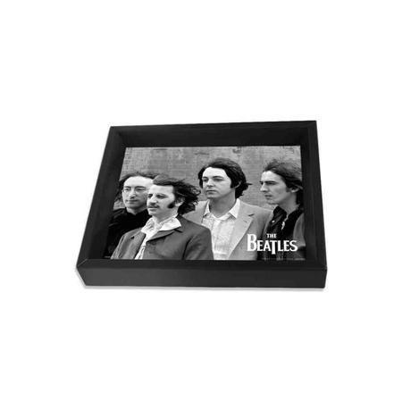 Beatles - Group 8x10 3d Shadow Box - Walmart com   Ella