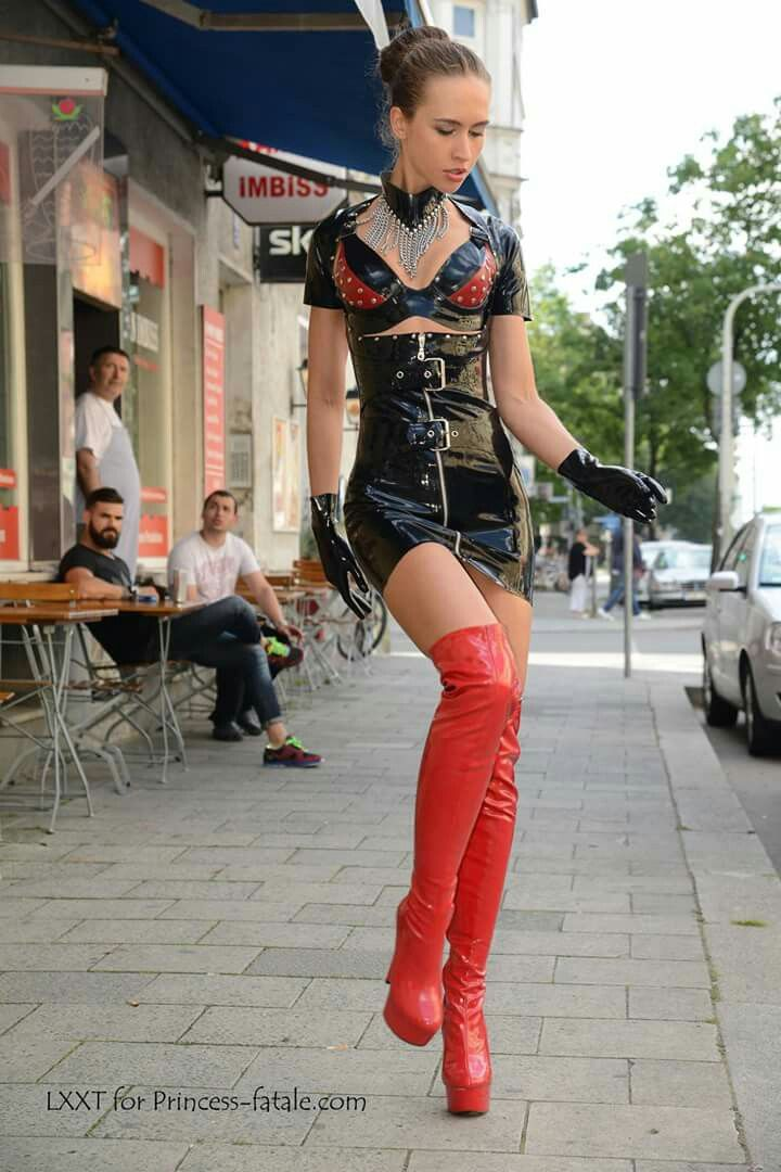 princess fatale street | boot2 | Boots, Leather boots und ...