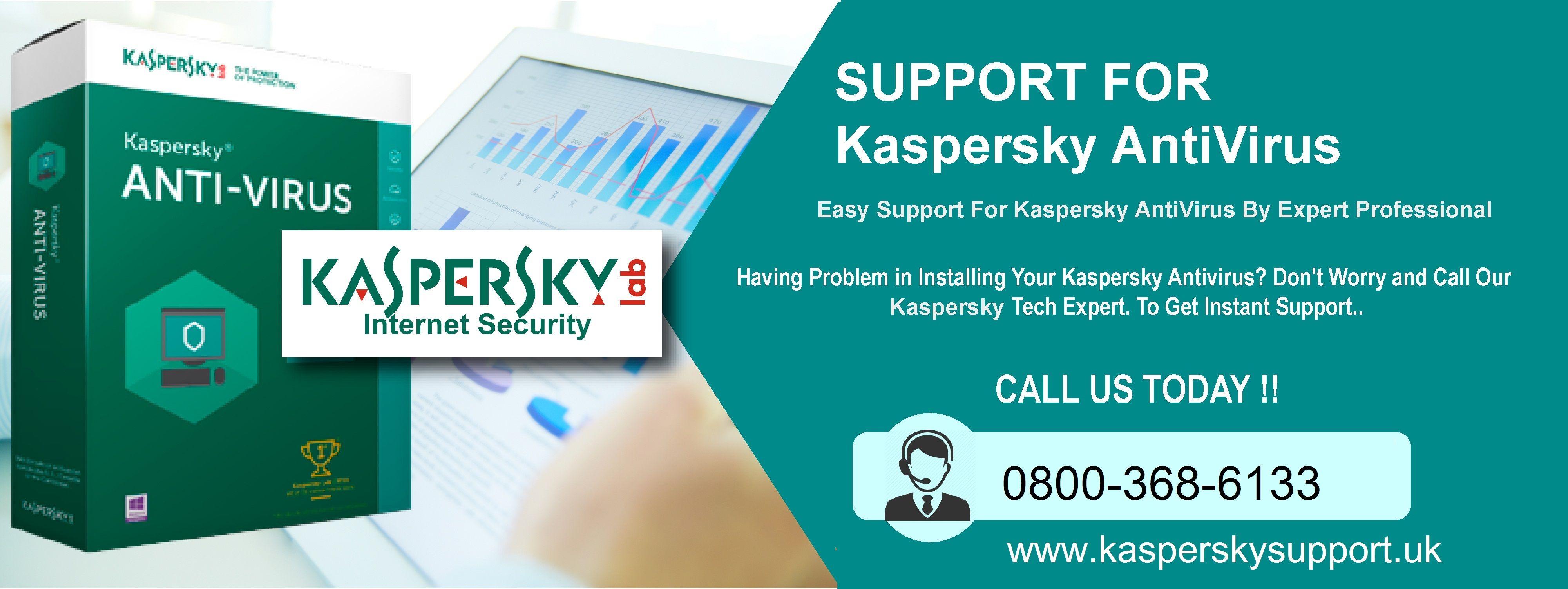 Kaspersky helpline
