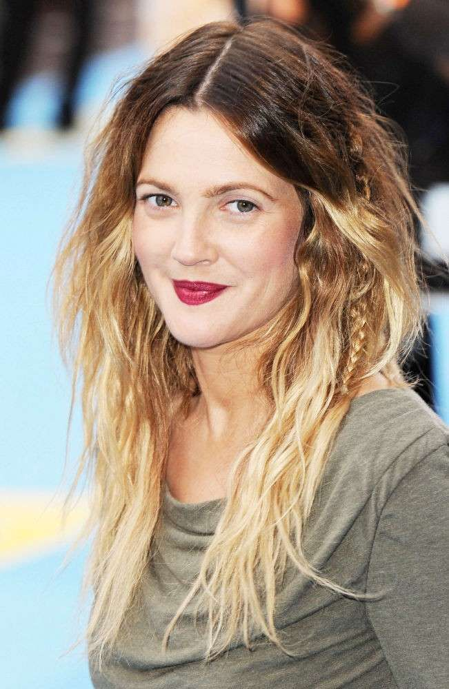 Balayage Con Punte Bionde Capelli Pinterest Ombre Hair Ombre