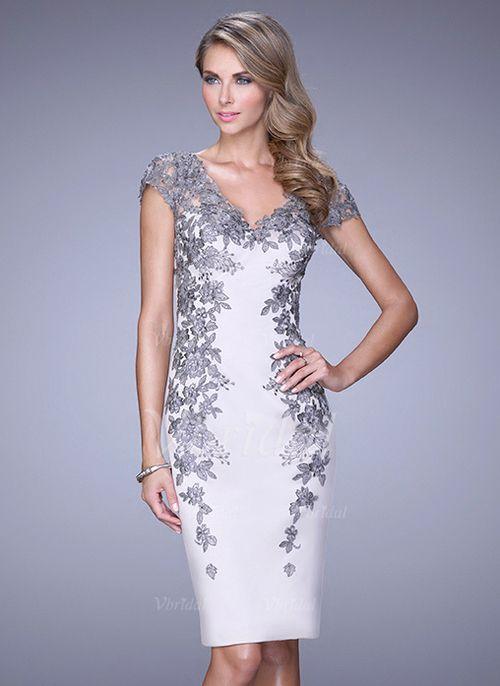 Pin auf wizytowe sukienki