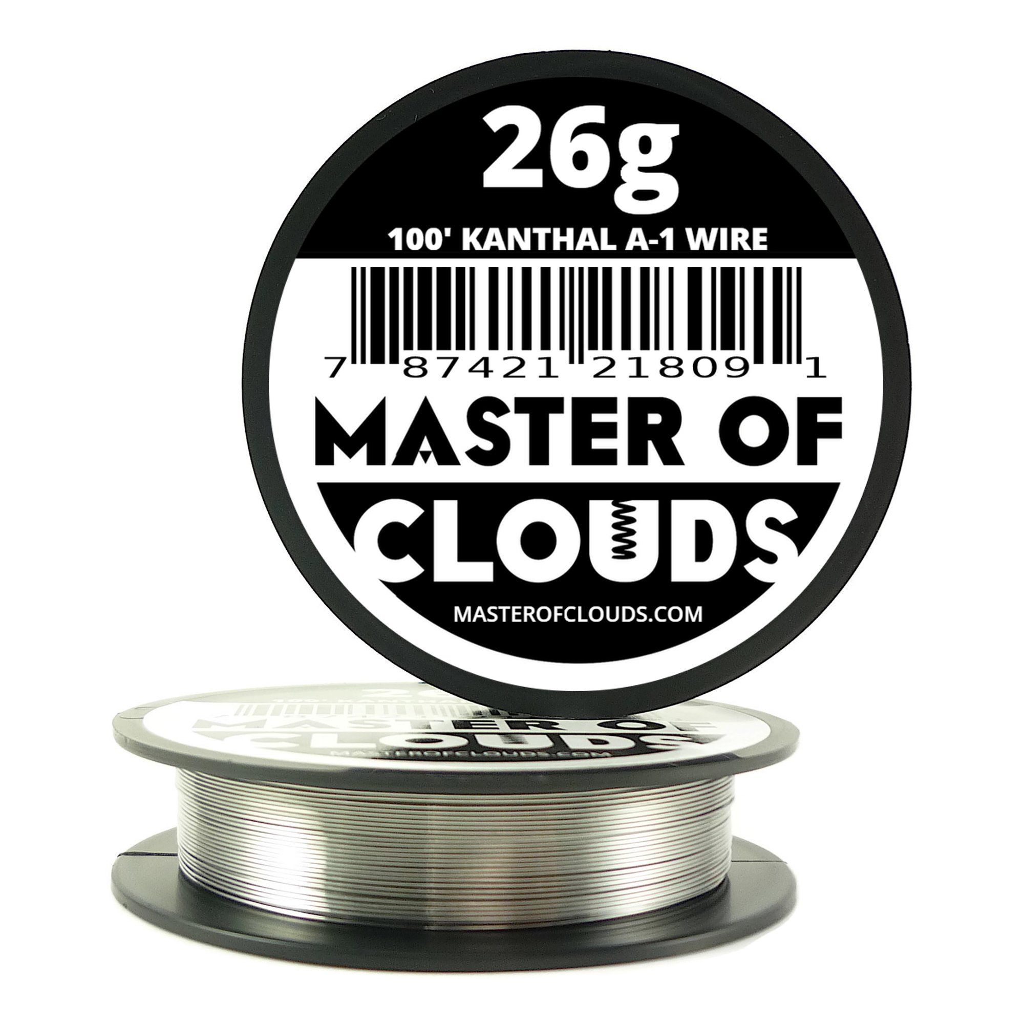 100 Ft 26 Gauge Kanthal A1 Resistance Wire Awg Lengths Home House Wiring